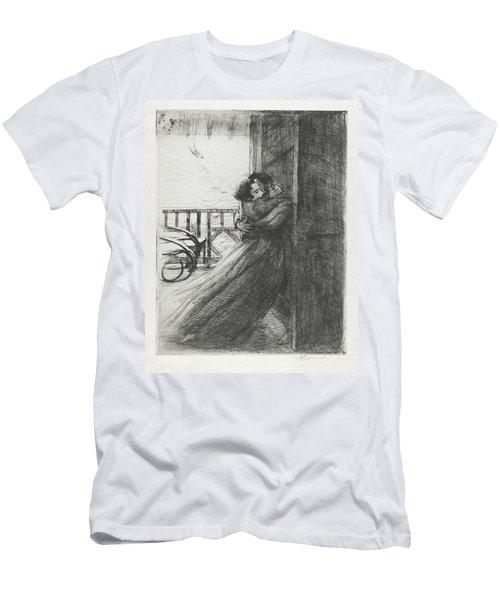 Love - La Femme Series Men's T-Shirt (Athletic Fit)