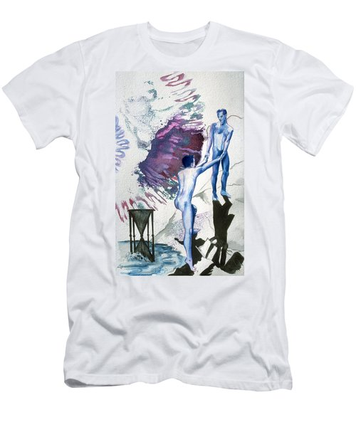 Love Metaphor - Drift Men's T-Shirt (Athletic Fit)