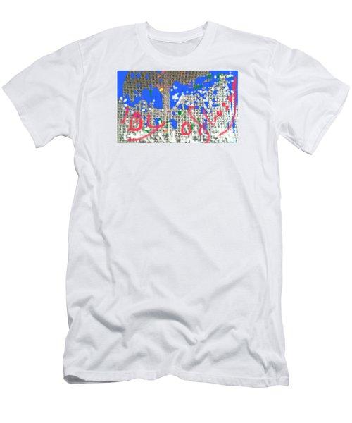 Joy Of Living Men's T-Shirt (Athletic Fit)