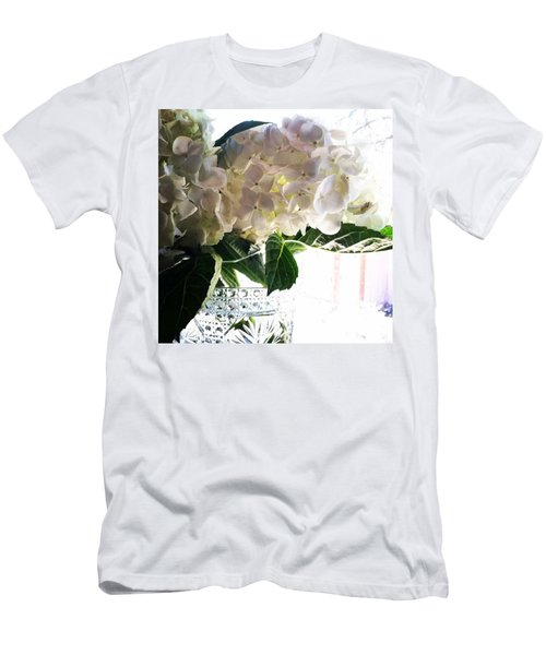 Love These Flowers! #happylaborday Men's T-Shirt (Athletic Fit)