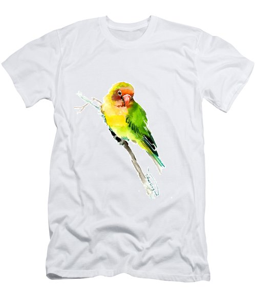 Lovebird Men's T-Shirt (Athletic Fit)