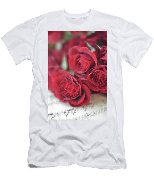 Love's Music Men's T-Shirt (Athletic Fit)