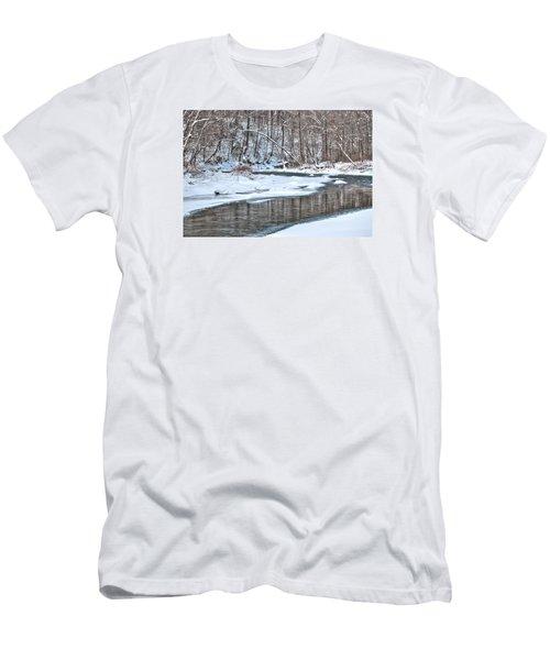 Loyalhanna Creek - Wat0100 Men's T-Shirt (Athletic Fit)