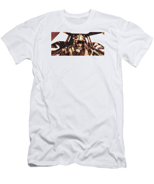 Luke Snowalker Men's T-Shirt (Athletic Fit)