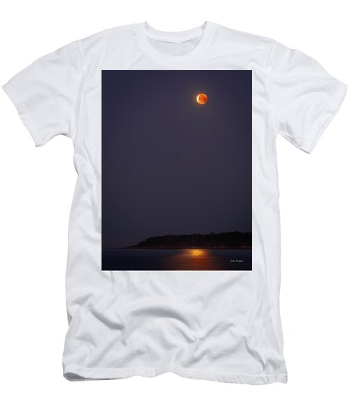 Lunar Eclipse - January 2018 Men's T-Shirt (Athletic Fit)