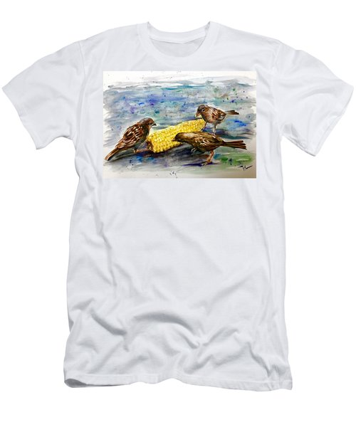 Lunch Time 2 Men's T-Shirt (Athletic Fit)