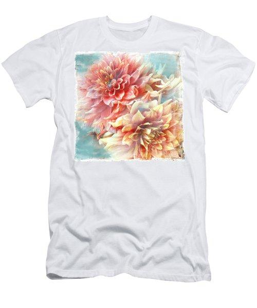 Lynia Dahlia Men's T-Shirt (Athletic Fit)