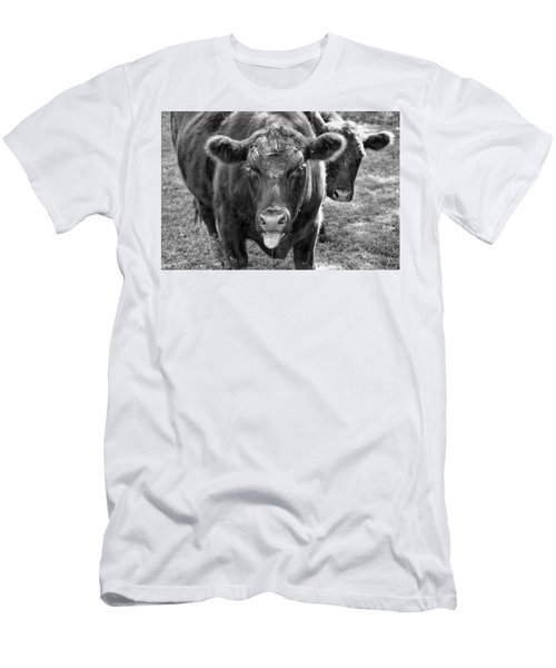 Mad Cow  Men's T-Shirt (Athletic Fit)