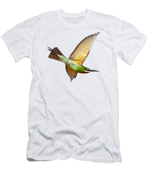 Madagascar Bee-eater T-shirt Men's T-Shirt (Athletic Fit)
