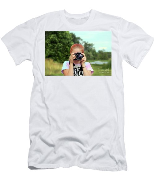 Maddie Ama Men's T-Shirt (Athletic Fit)