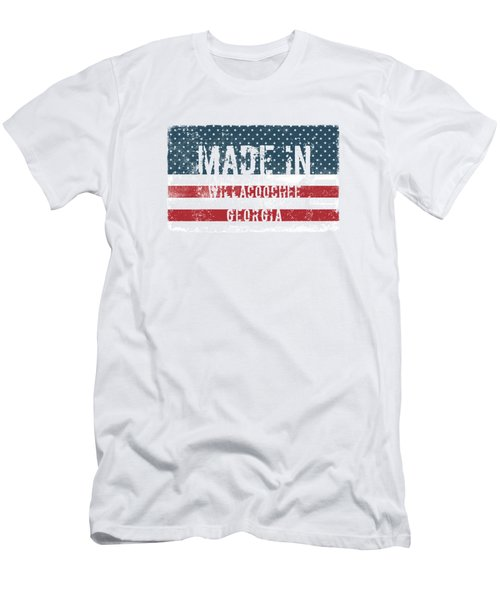 Made In Willacoochee, Georgia Men's T-Shirt (Athletic Fit)