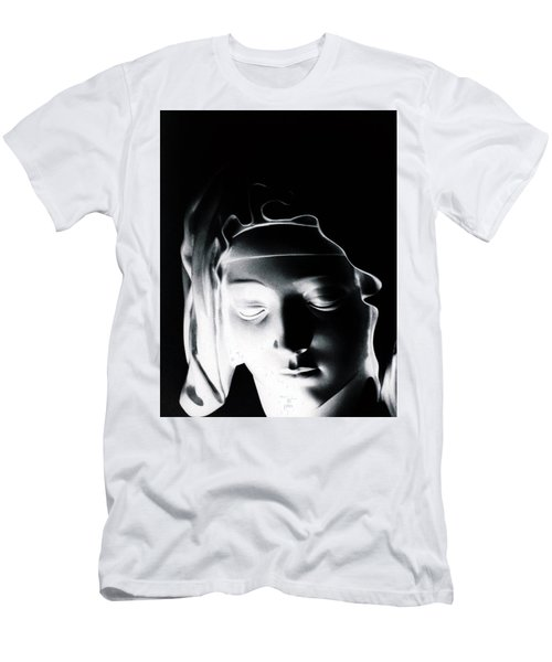 Madonna Men's T-Shirt (Slim Fit) by Joseph Frank Baraba