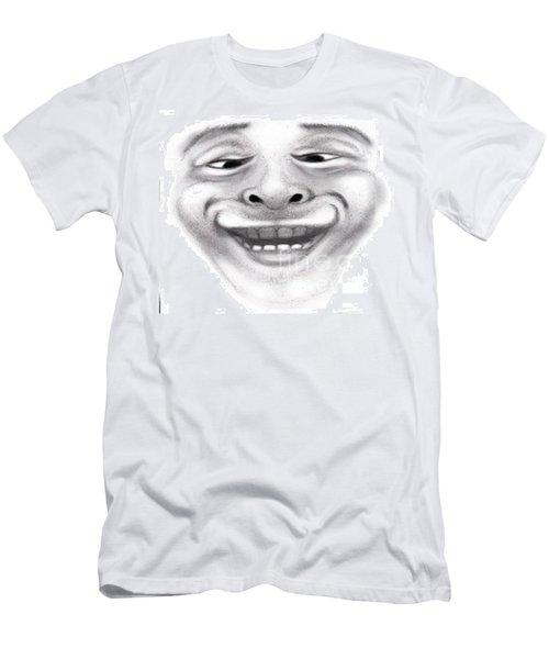 Magic Face Men's T-Shirt (Athletic Fit)
