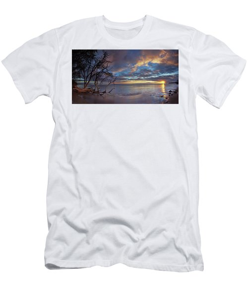 Magic Moments Men's T-Shirt (Slim Fit) by James Roemmling
