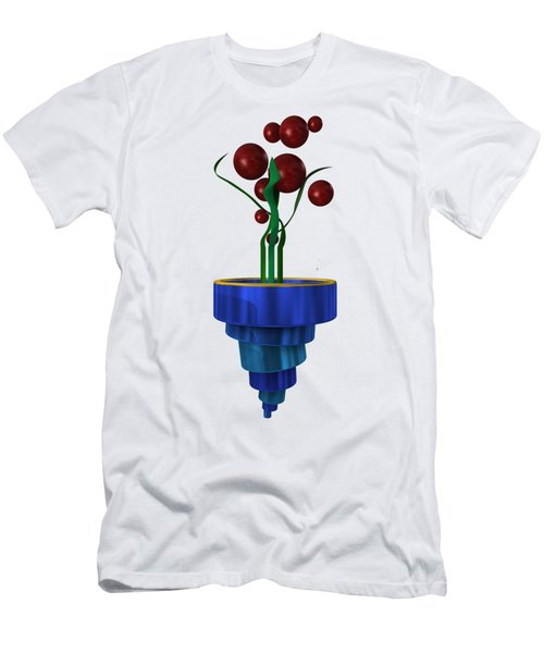 Magic Plant 1 Men's T-Shirt (Athletic Fit)