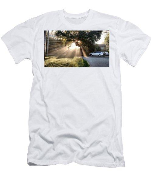 Magical Morning Men's T-Shirt (Slim Fit) by James Guentner