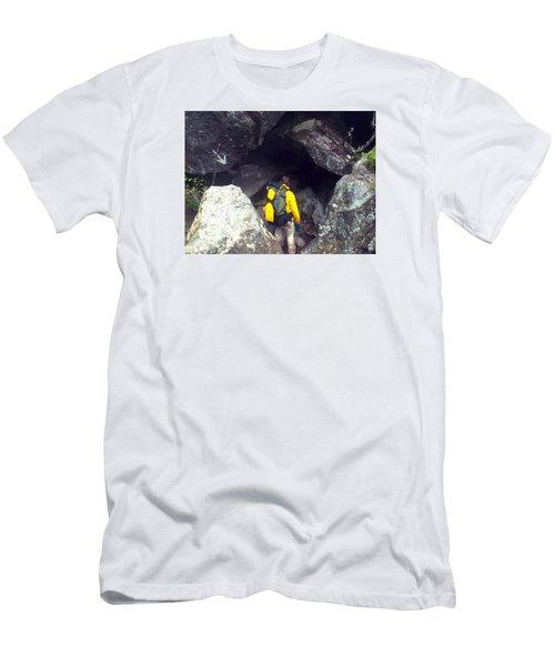Mahoosuc Notch Men's T-Shirt (Athletic Fit)