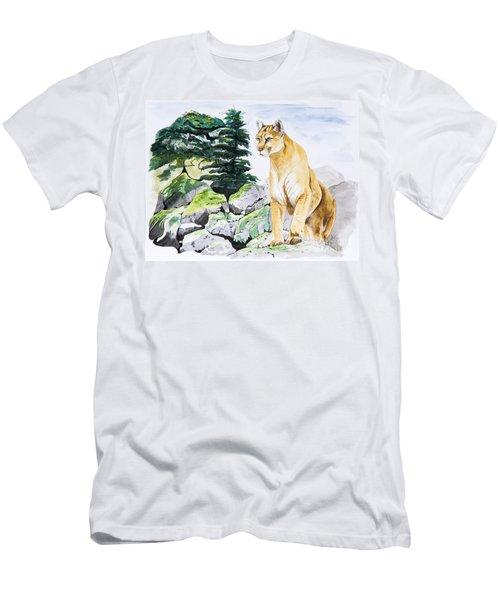 Majestic Domain Men's T-Shirt (Athletic Fit)