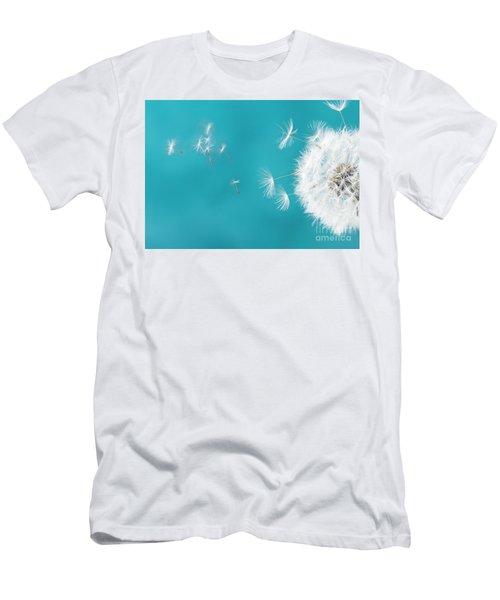 Make A Wish II Men's T-Shirt (Slim Fit) by Anastasy Yarmolovich