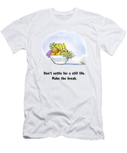Make The Break Men's T-Shirt (Athletic Fit)