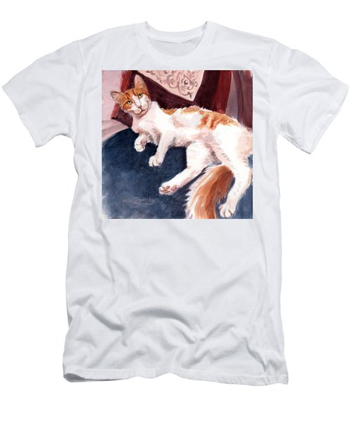 make yourself at home - Mr Fox Men's T-Shirt (Athletic Fit)