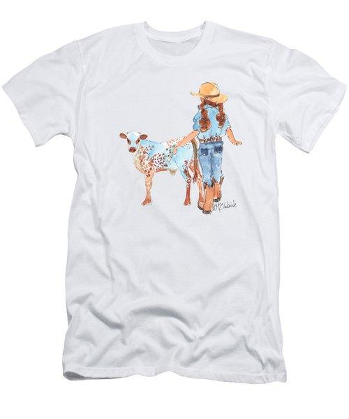 Making Friends Ch006 Men's T-Shirt (Athletic Fit)