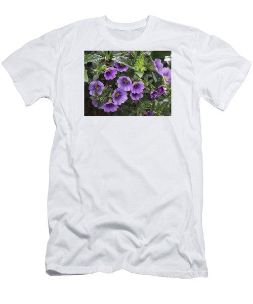 Mallow Men's T-Shirt (Slim Fit) by Larry Capra