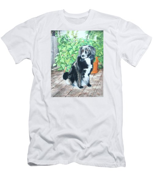 Mandy Men's T-Shirt (Slim Fit) by Mike Ivey