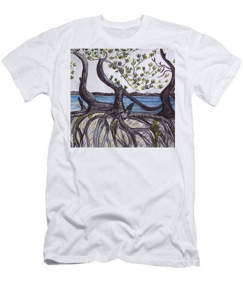 Mangroves Men's T-Shirt (Athletic Fit)
