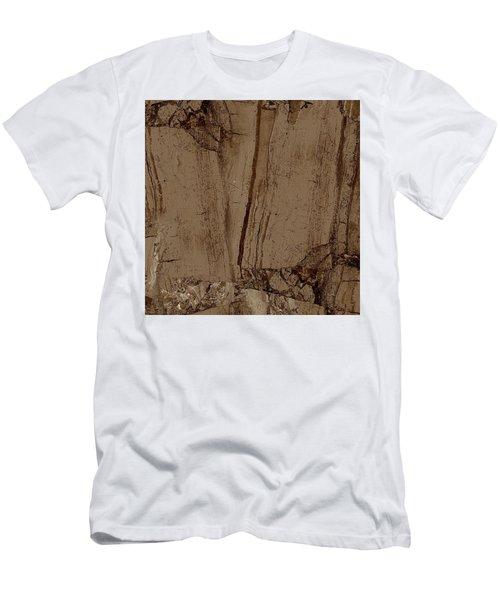 Marble Background Marble Texture Men's T-Shirt (Athletic Fit)