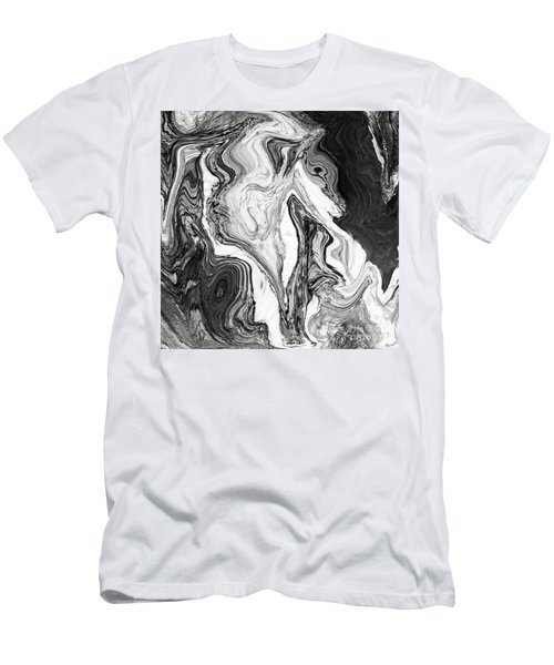 Marble Candy Men's T-Shirt (Athletic Fit)