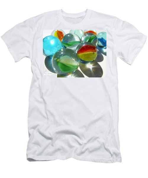 Marbles Men's T-Shirt (Athletic Fit)