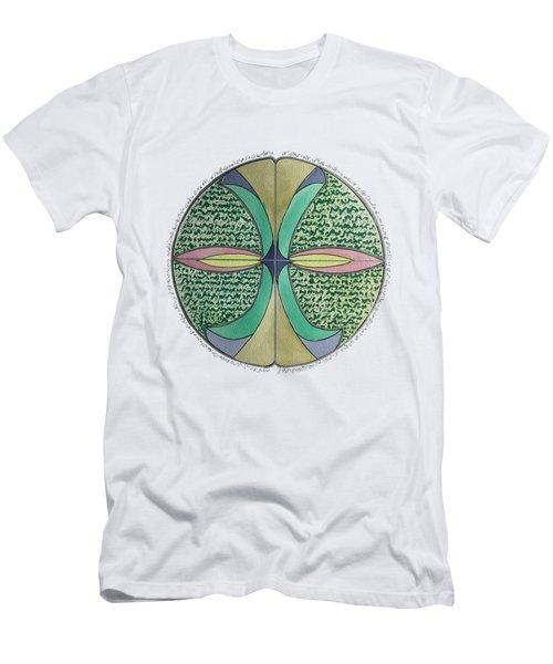 Margret Soul Portrait Men's T-Shirt (Athletic Fit)