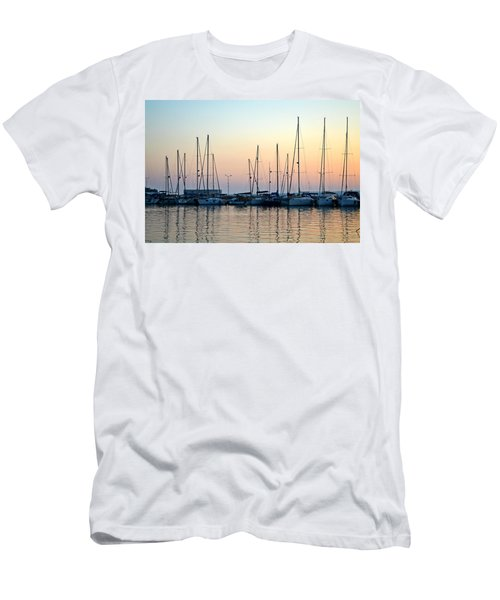 Marine Reflections Men's T-Shirt (Athletic Fit)