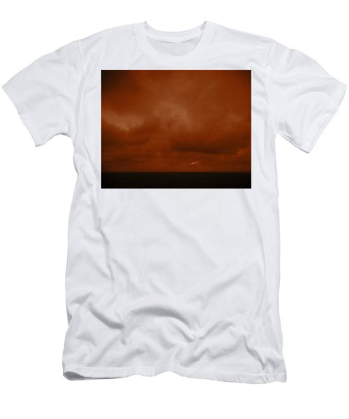 Marshall Islands Area Men's T-Shirt (Athletic Fit)