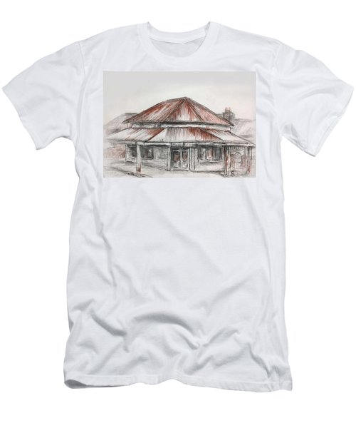 Marsh's Corner Store Men's T-Shirt (Athletic Fit)