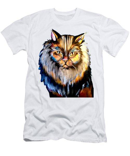 Master Cat Men's T-Shirt (Athletic Fit)