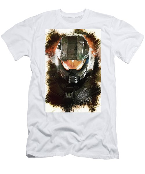 Master Chief Men's T-Shirt (Athletic Fit)