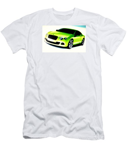 Matchbox Bentley Men's T-Shirt (Athletic Fit)