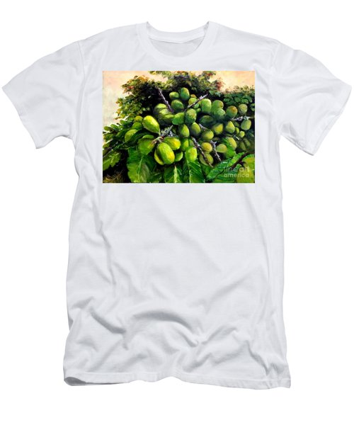 Matoa Fruit Men's T-Shirt (Athletic Fit)