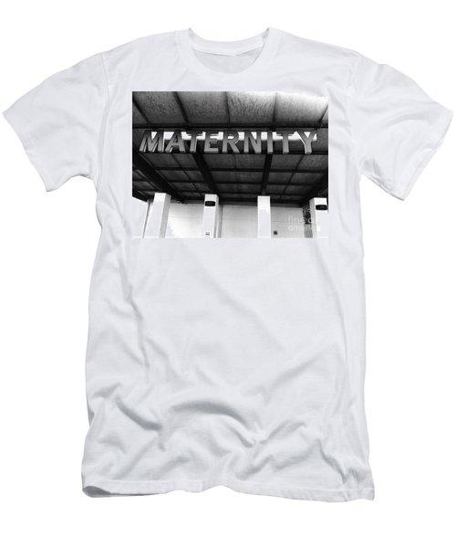 Maternity  Ward Men's T-Shirt (Slim Fit)