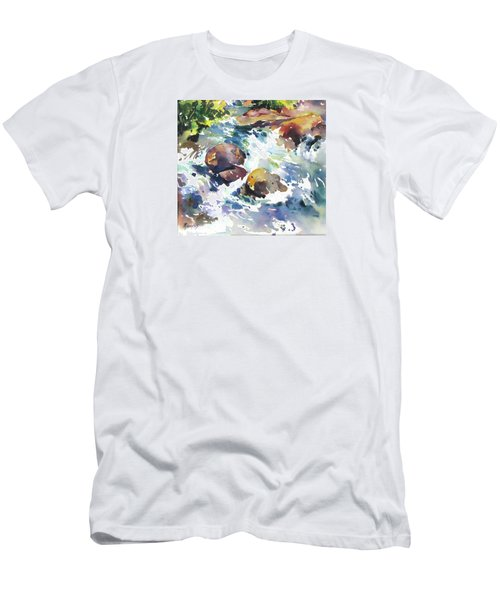Maui Rapids Men's T-Shirt (Slim Fit)