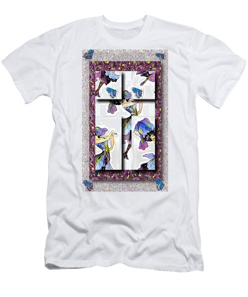 May Day Dancer Men's T-Shirt (Athletic Fit)