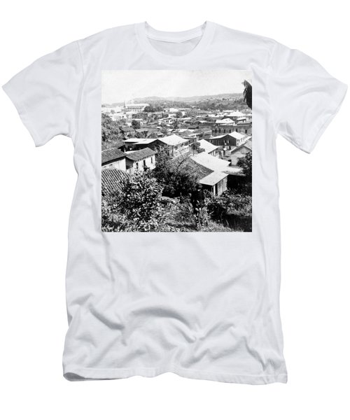 Mayaguez - Puerto Rico - C 1900 Men's T-Shirt (Athletic Fit)