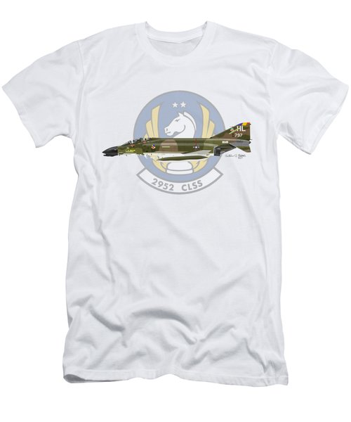 Mcdonnell Douglas F-4d Phantom II Hill Men's T-Shirt (Athletic Fit)
