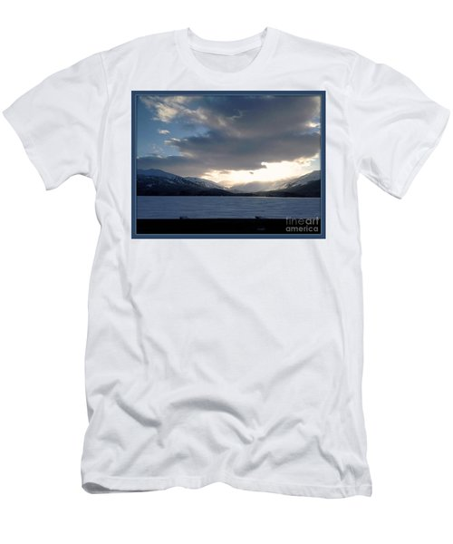 Men's T-Shirt (Athletic Fit) featuring the photograph Mckinley by James Lanigan Thompson MFA