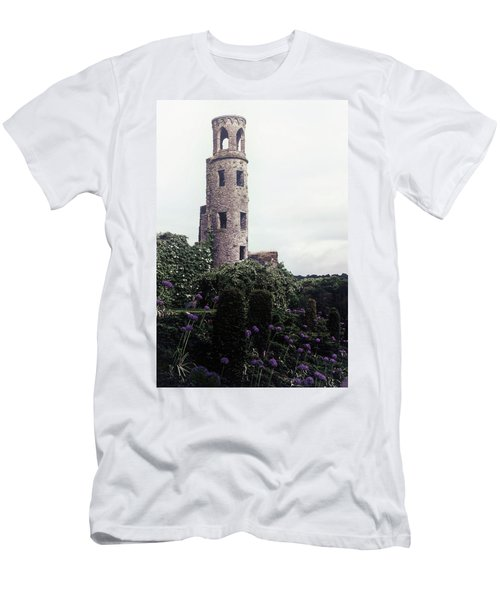 Medieval Tower Men's T-Shirt (Athletic Fit)