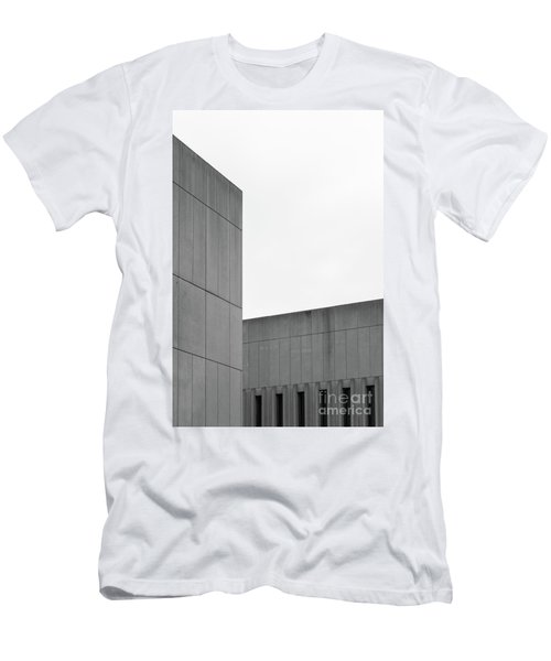 Medsci Building Men's T-Shirt (Athletic Fit)