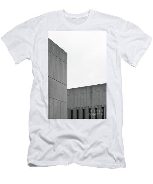 Medsci Building Men's T-Shirt (Athletic Fit)