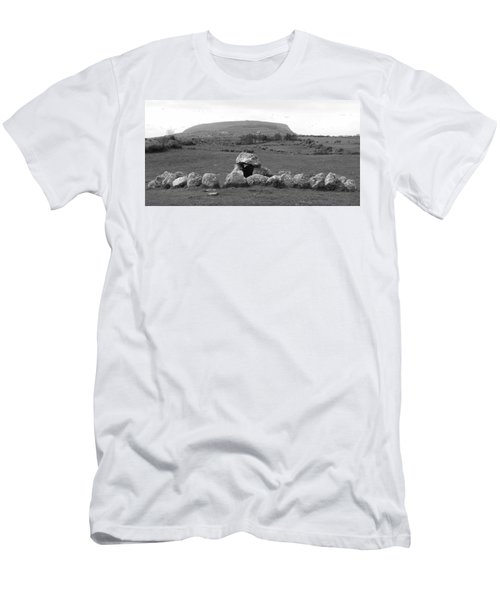 Megalithic Monuments Aligned Men's T-Shirt (Athletic Fit)